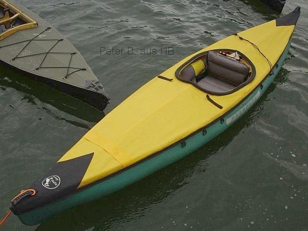 Pakboats - Puffin Kayak